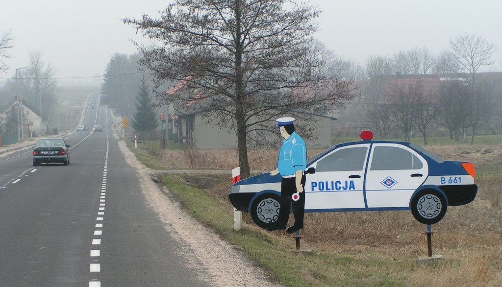 Police Car Dummy (S. Kühn 2005)